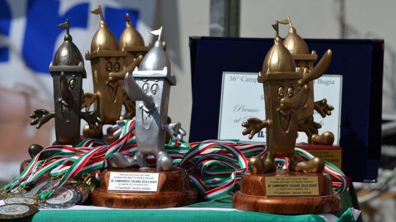 A Le Piastre si svolge il Campionato della Bugia