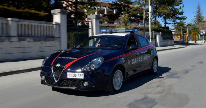 Cronaca, Carabinieri: due arresti per furto in abitazione.