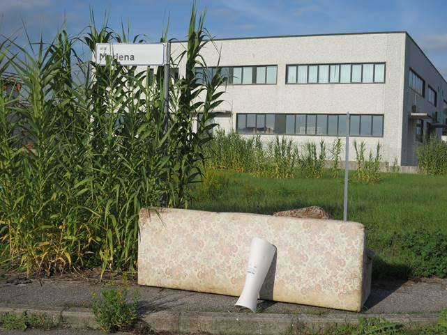 A Quarrata ancora rifiuti scaricati illegalmente