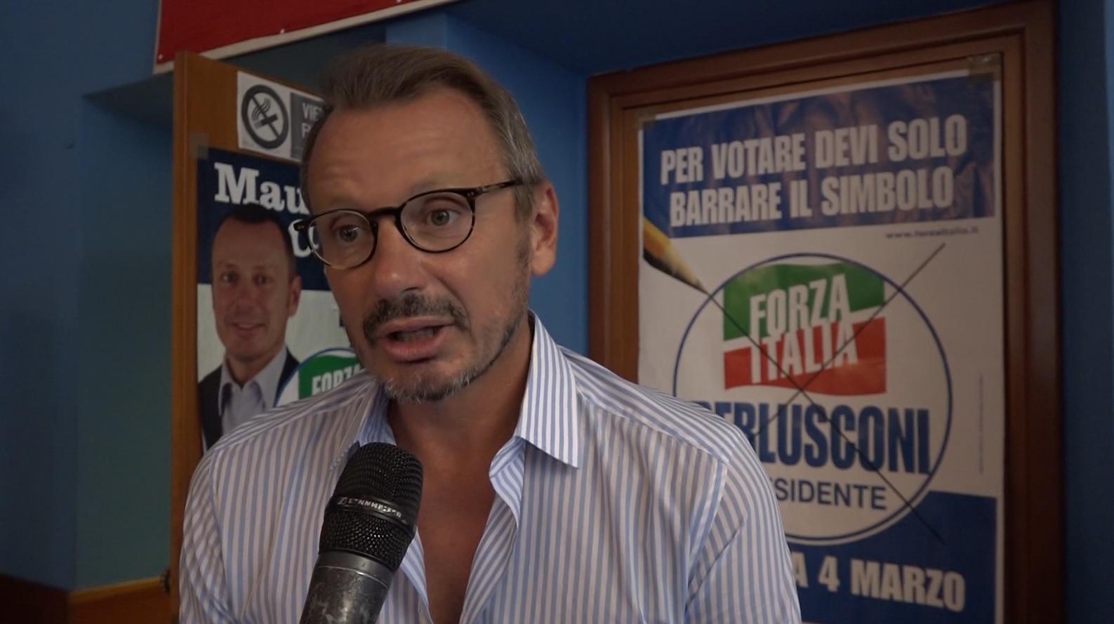 Maurizio Carrara passa alla Lega