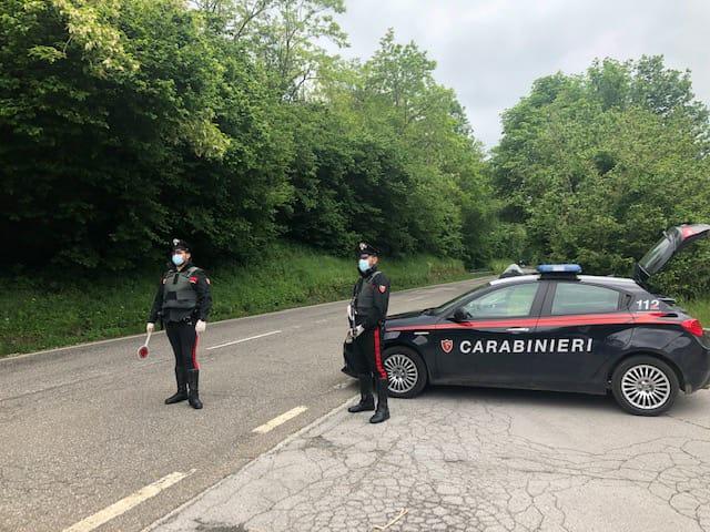 Cronaca: Carabinieri Sambuca P.se