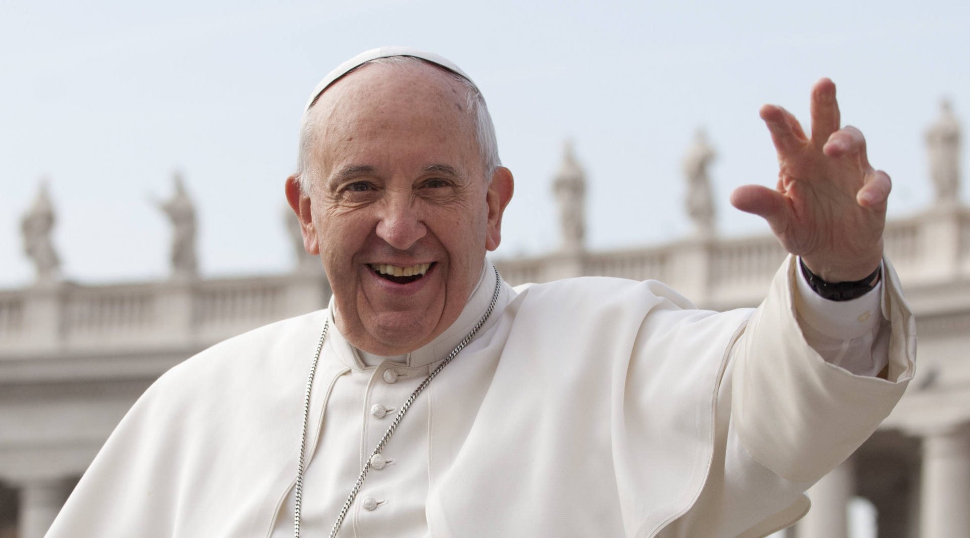 Diretta su Tvl con Papa Francesco