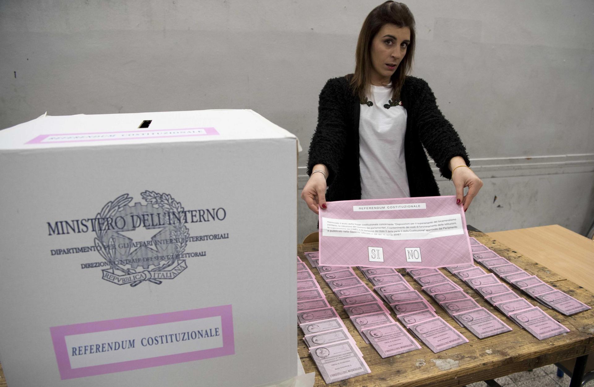 Referendum costituzionale, le regole a Pistoia per il voto a domicilio