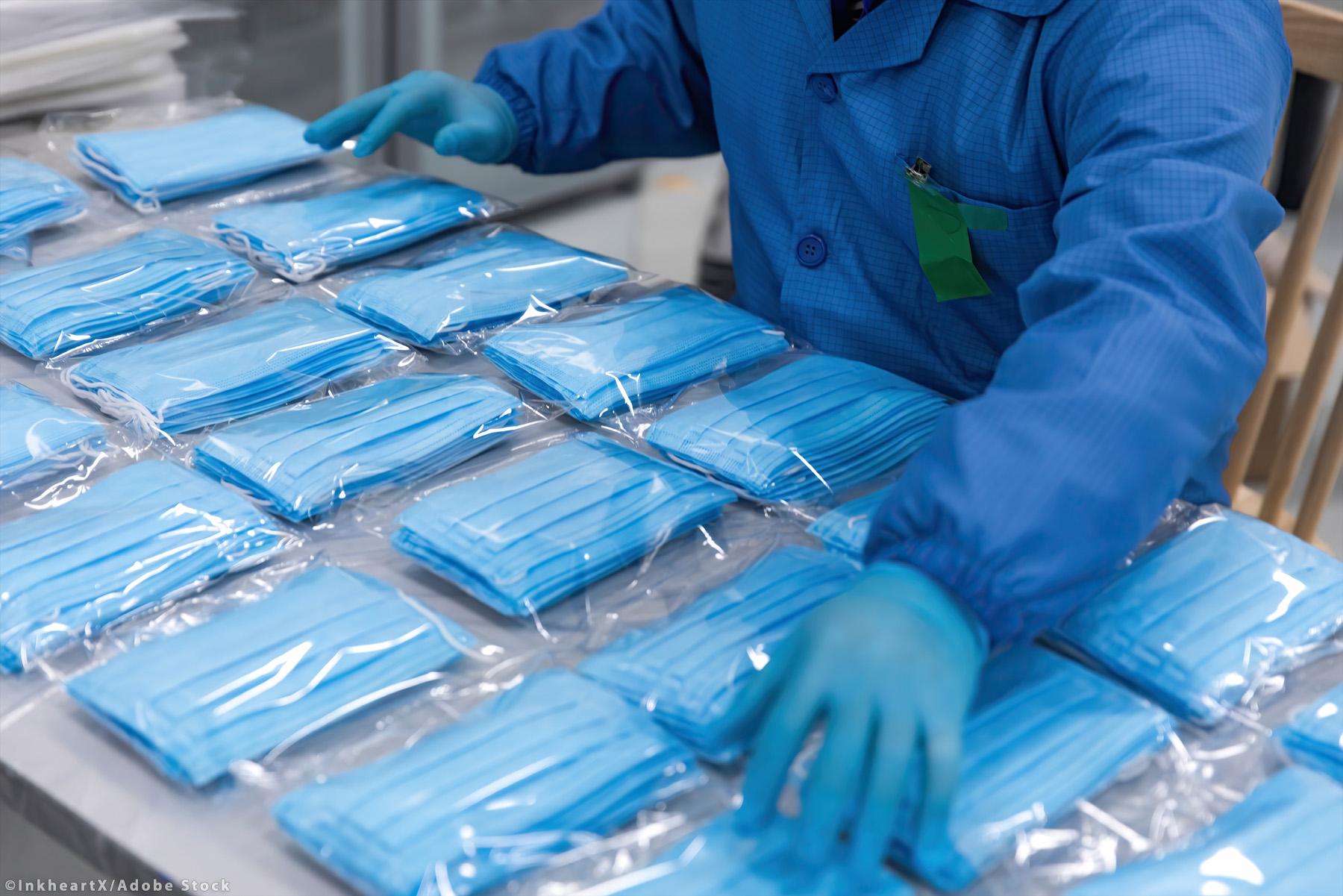 A Montale nuova distribuzione di mascherine anti Covid