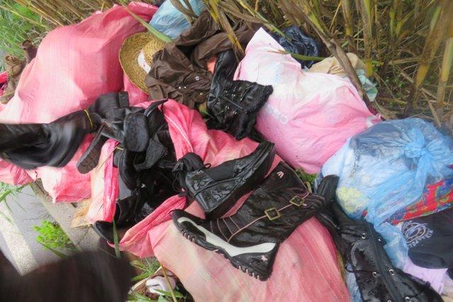Pistoia: quasi raddoppiati i rifiuti scaricati abusivamente