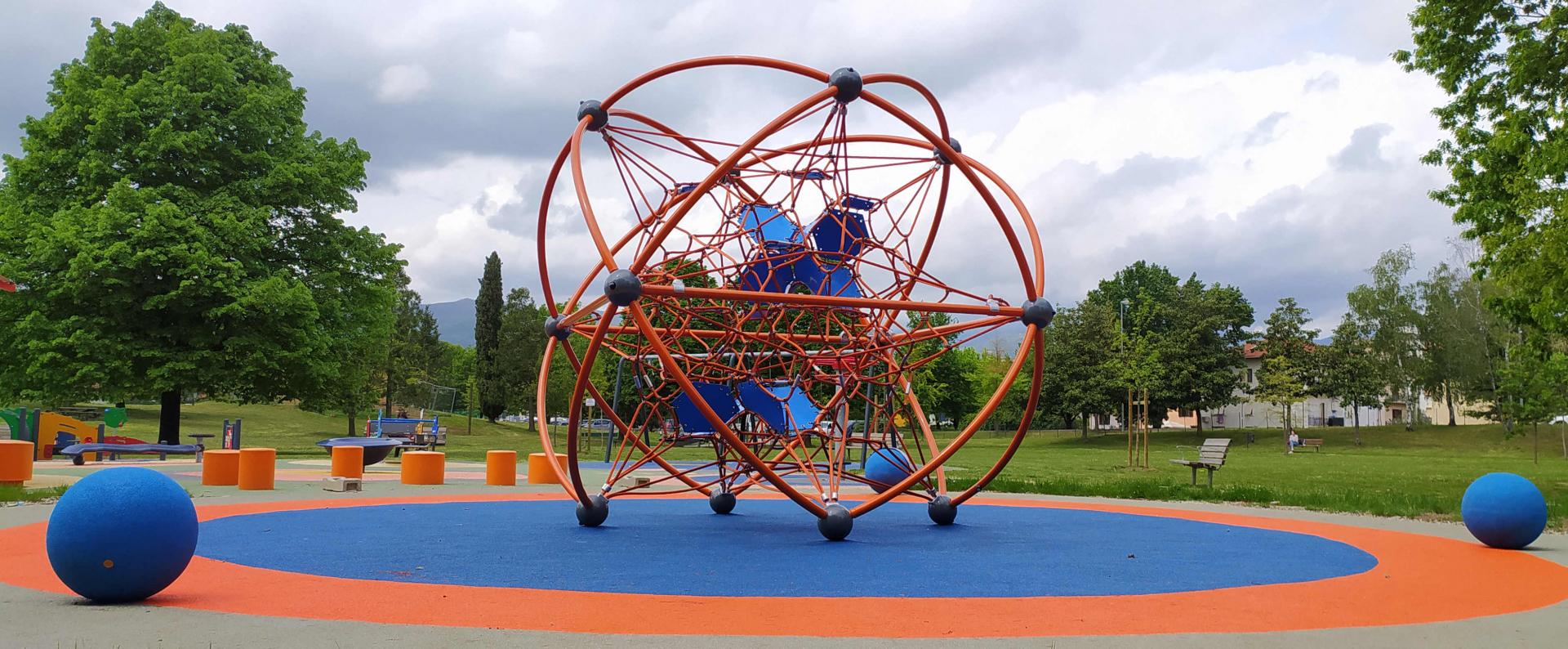 Pistoia. Nuovi giochi al Parco della Rana