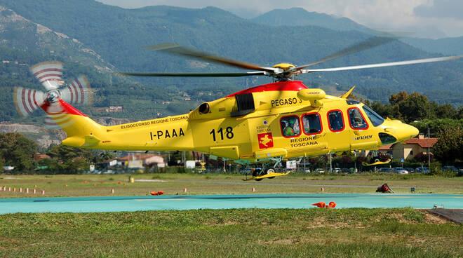 Cronaca, Pescia: grave incidente stradale