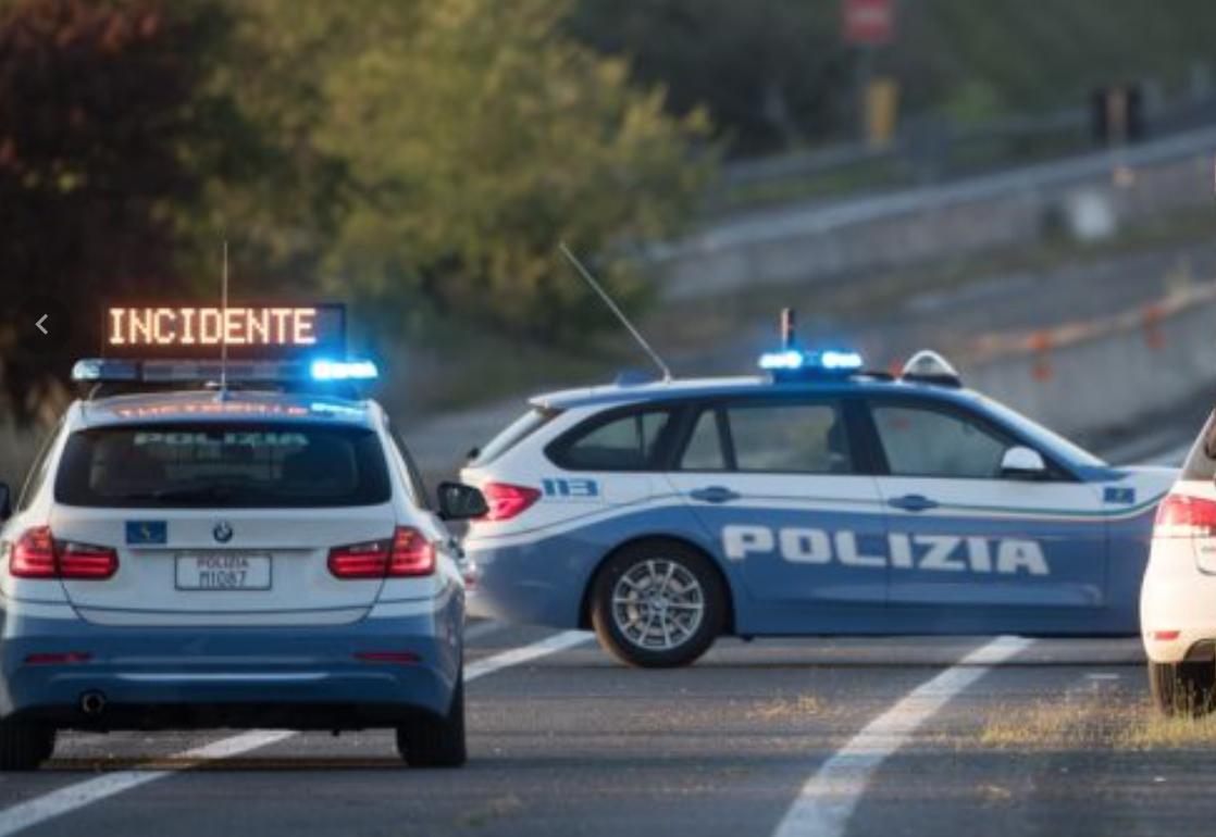 Incidente in autostrada con un ferito