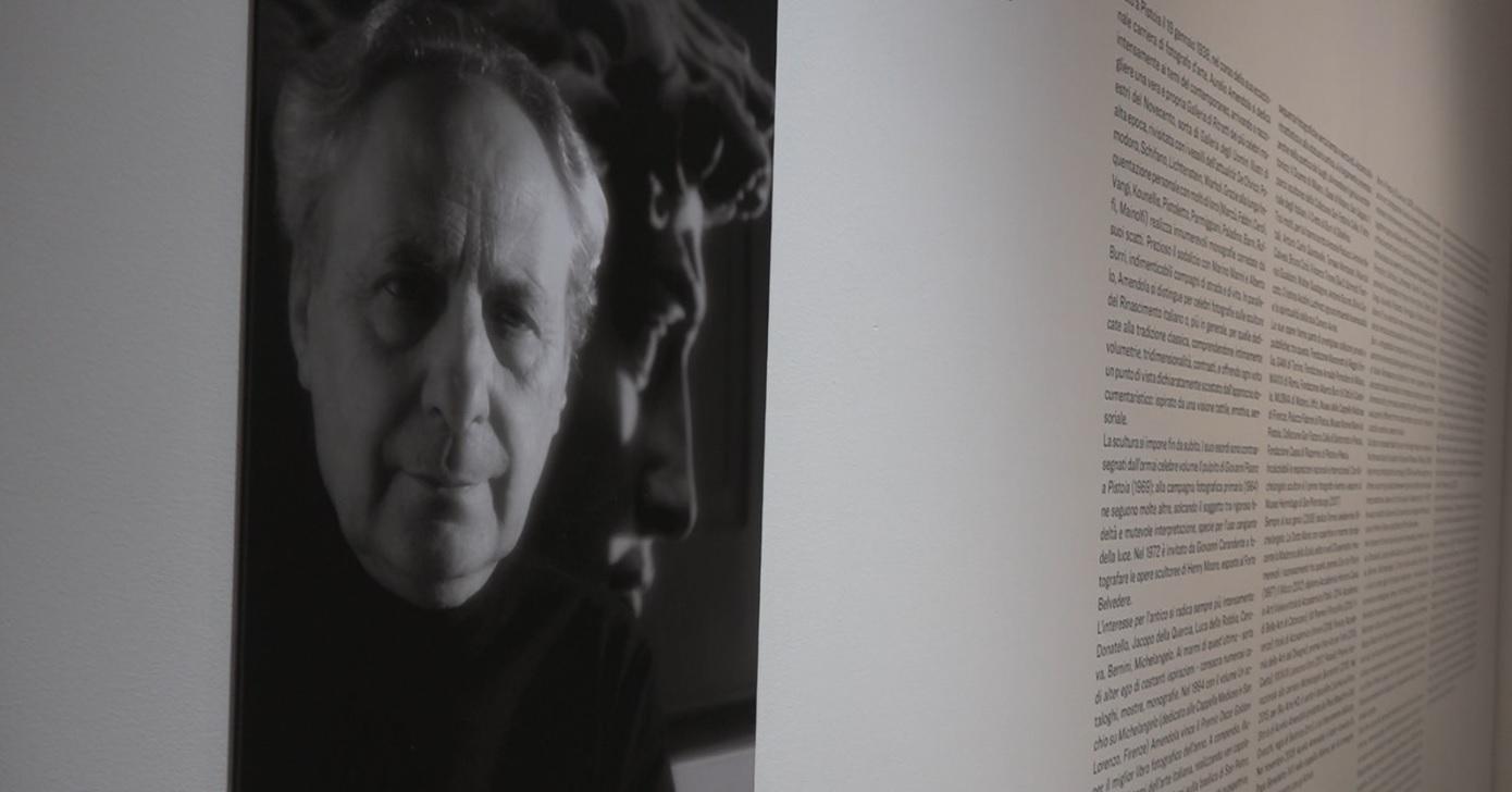 A Pistoia prolungata l'apertura della mostra di Aurelio Amendola