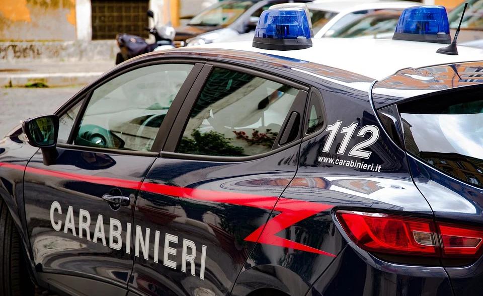 Danneggiamento e minacce, arrestato 33enne