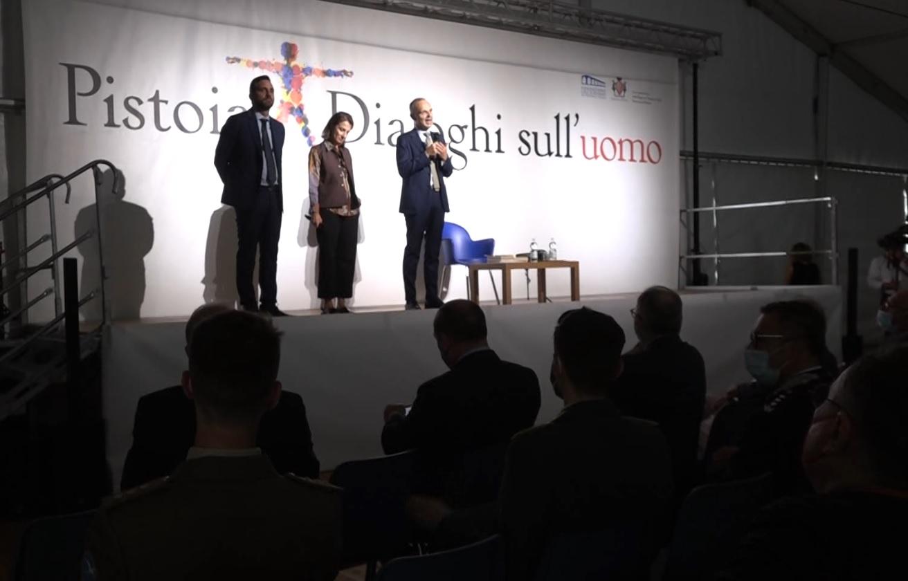 A Pistoia inaugurata la dodicesima edizione dei Dialoghi sull'uomo