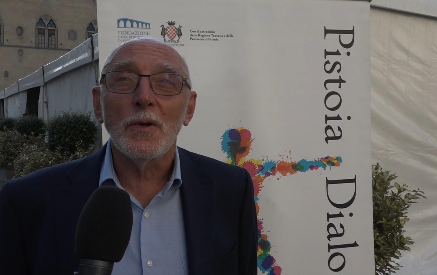 Paolo Rumiz apre i dialoghi sull'uomo