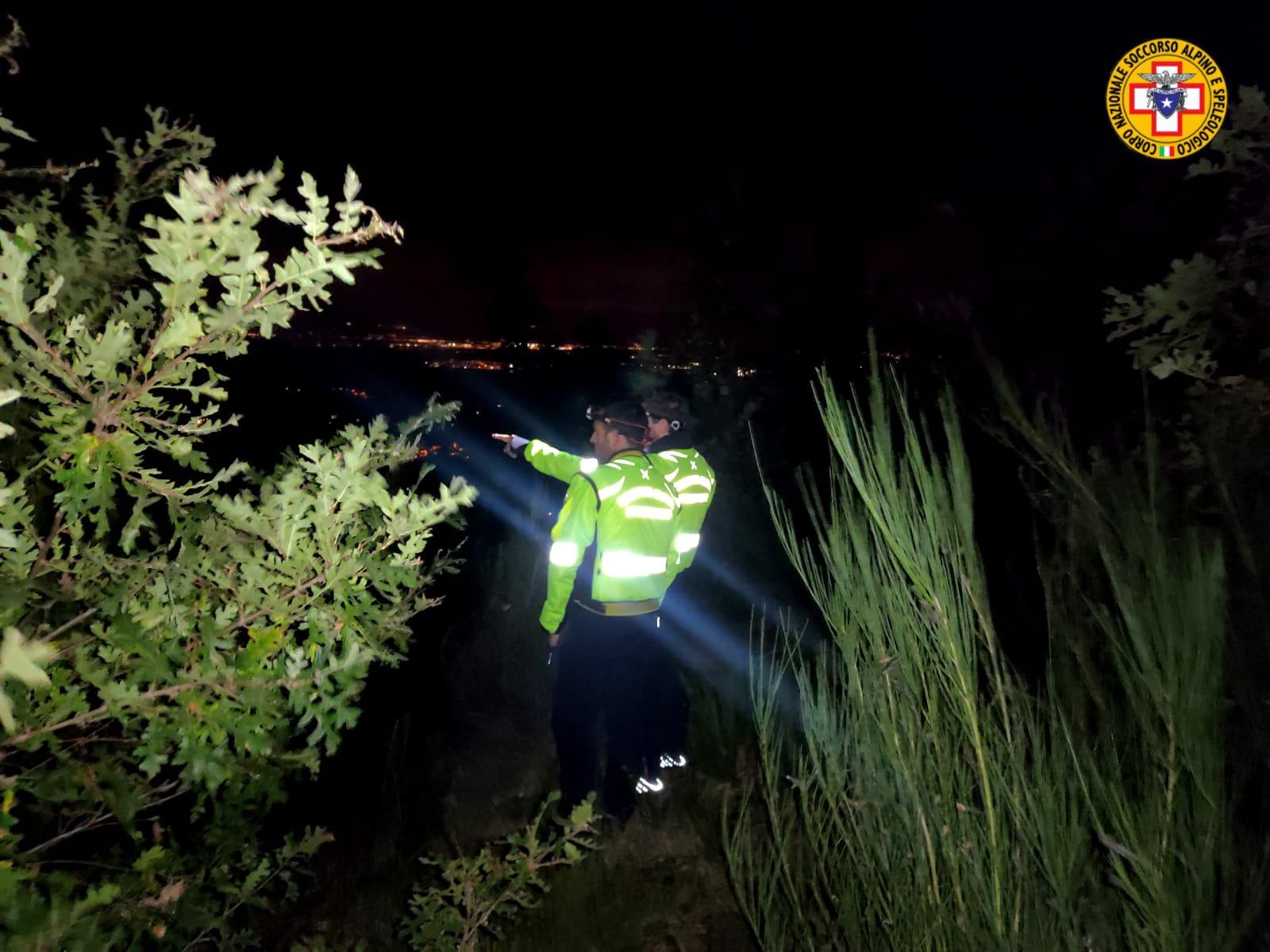 Cronaca, Montagna: ritrovati in buone condizioni tre escursionisti dispersi.