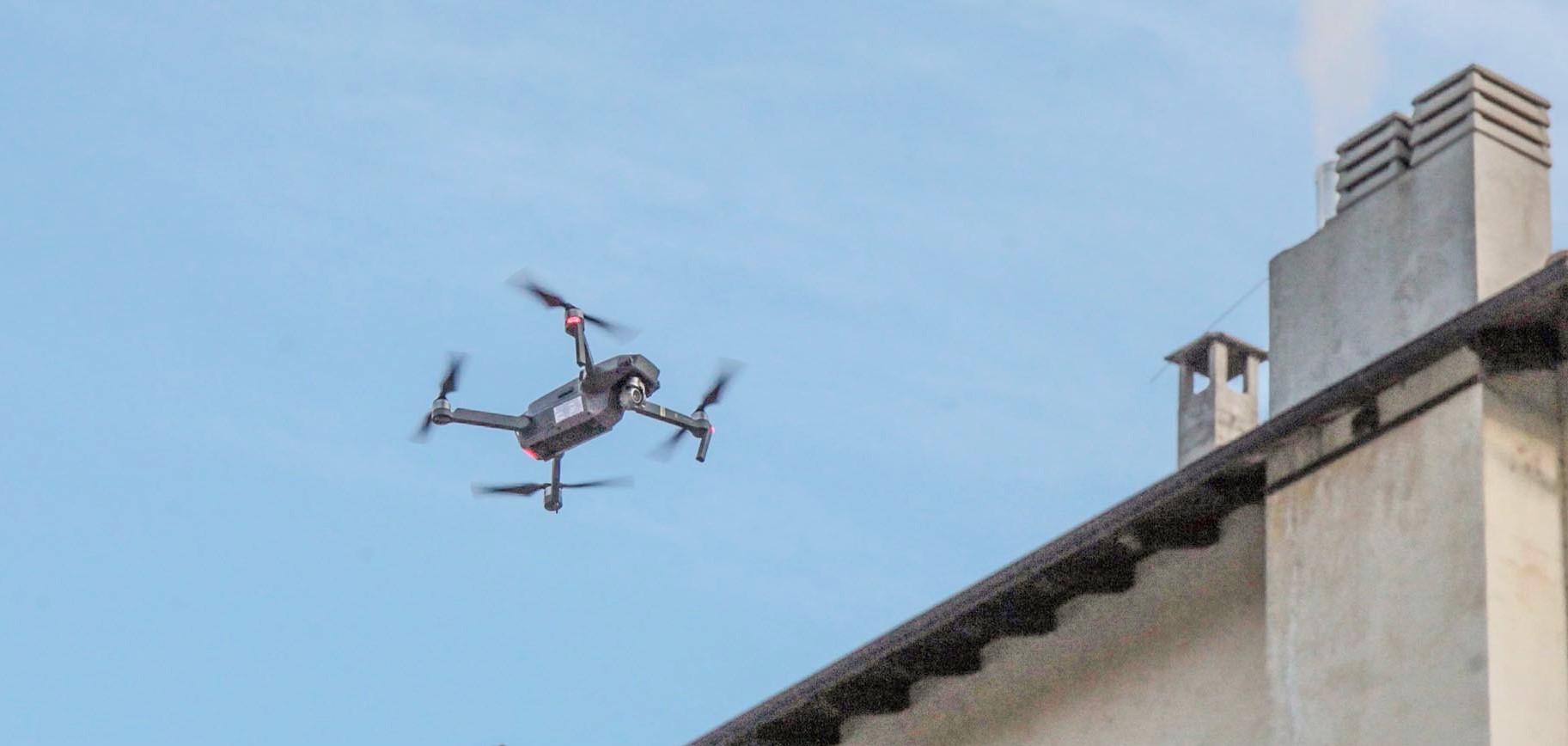 Covid 19. Il Pd chiede l'uso di droni per i controlli