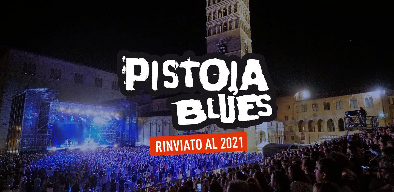 Covid. Pistoia Blues rinviato al 2021