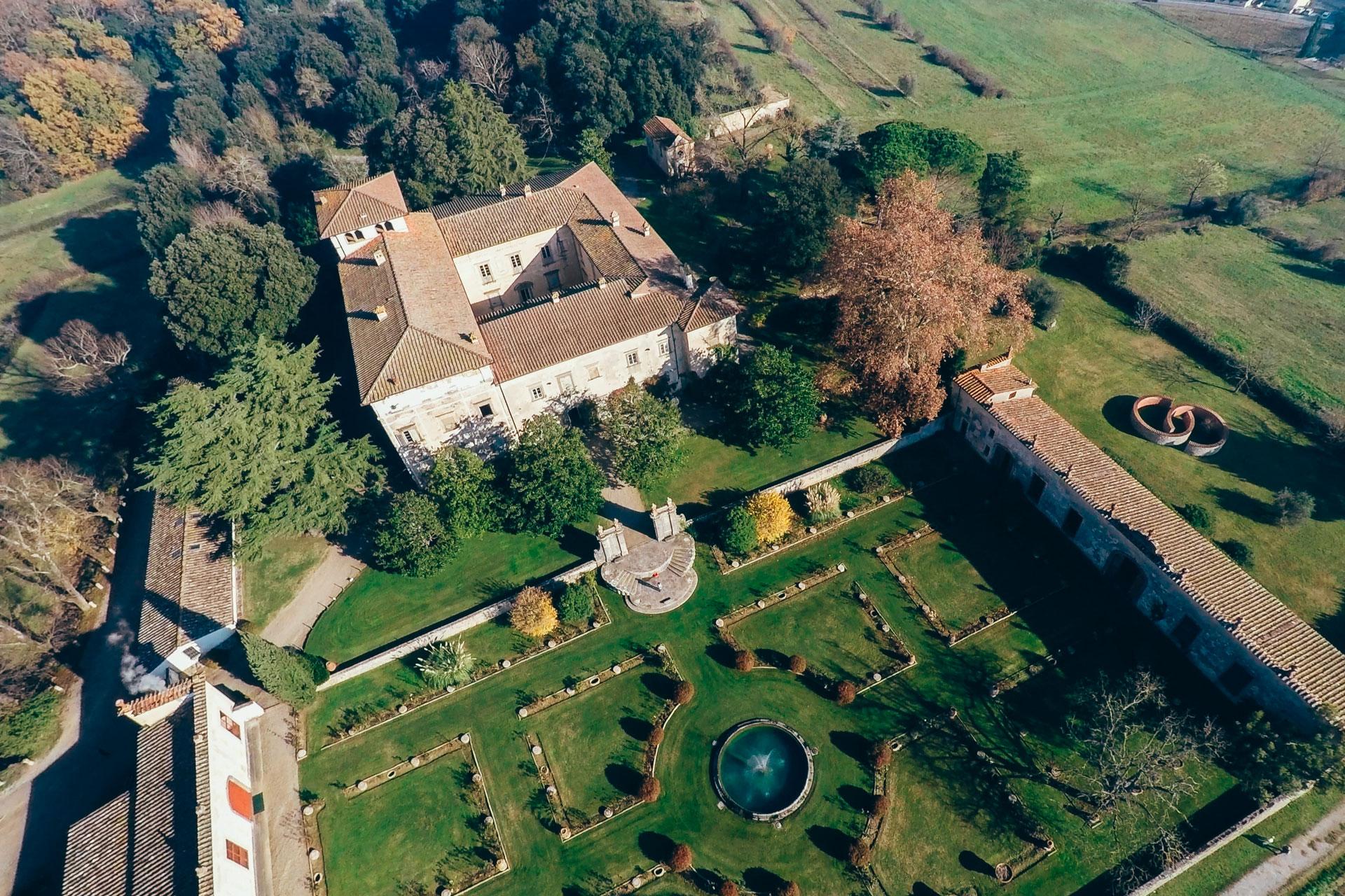 Riaprono Villa la Magia e il giardino storico