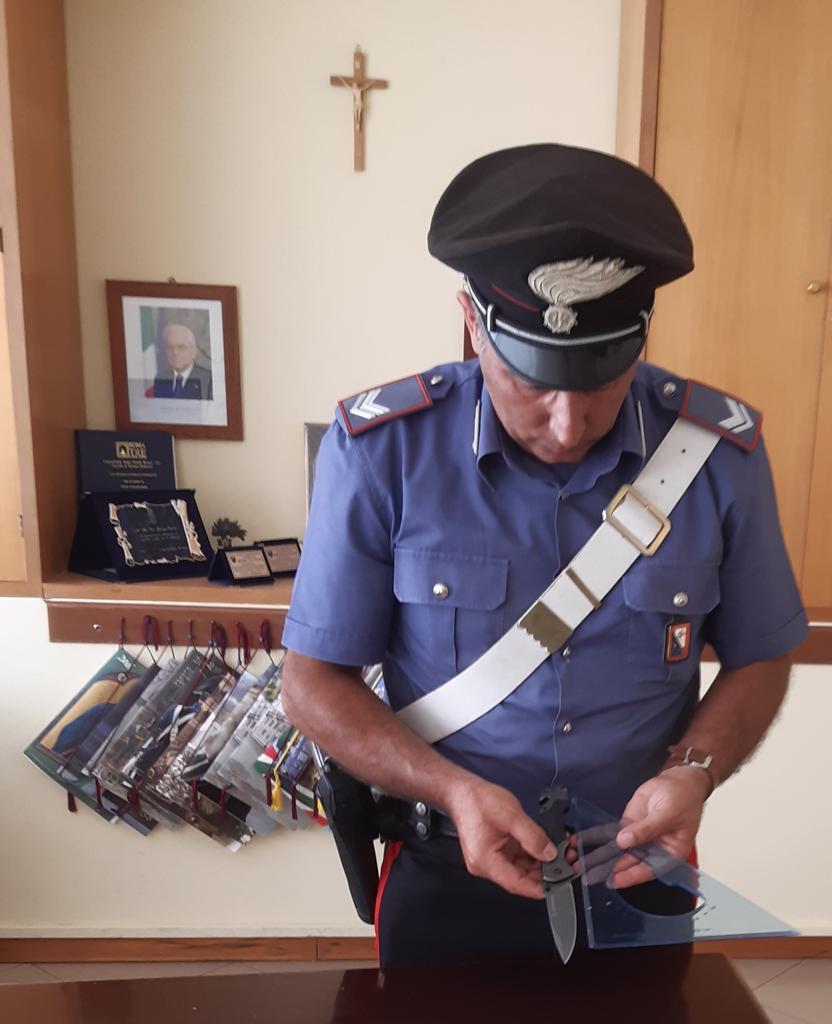 Cronaca, Montecatini e Pescia: attività di controllo dei Carabinieri