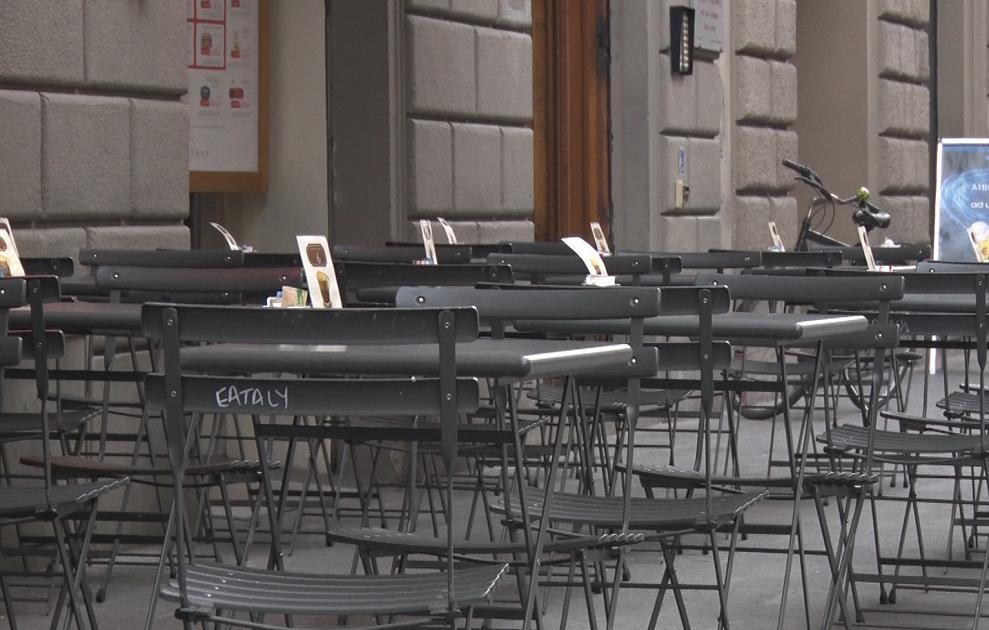 Allarme per il settore della ristorazione in Toscana