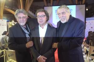 Mattioli e Roncato al  Montecatini short film festival