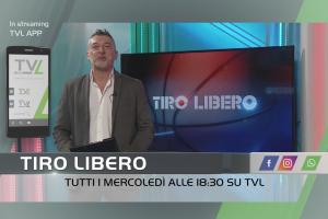 """A """"Tiro Libero"""" l'ospite settimanale è Federico Barsotti"""