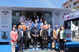 Da giovedì vaccinazioni anti Covid negli stabilimenti Hitachi