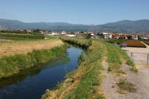 Lavori per oltre mezzo milione di euro sul torrente Brana